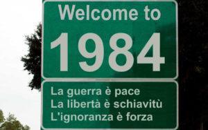 1984 Orwell - Psicologia delle folle