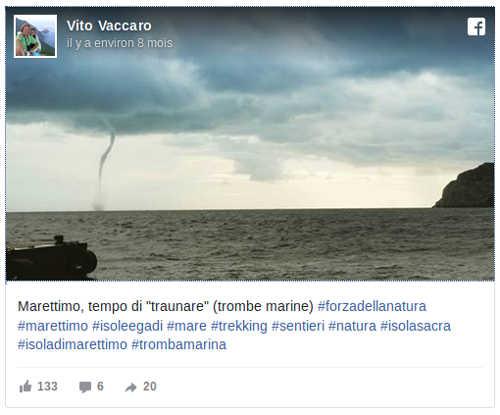 Tornado Vito Vaccaro