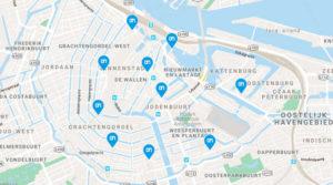 mappa market Albert Heijn