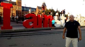 Amsterdam: Una città a misura d'uomo e … di LGBT