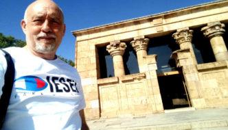 Madrid Parco dell'Ovest - Tempio Dabod