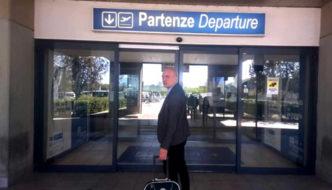 Aeroporto Trapani Birgi - Salvo parte