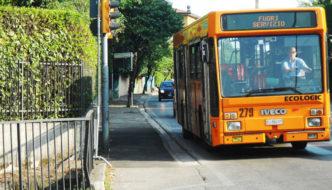 Bus ATM fuori servizio