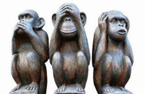 le-tre-scimmiette