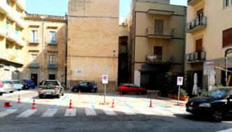 parcheggio Corso Italia strisce blu