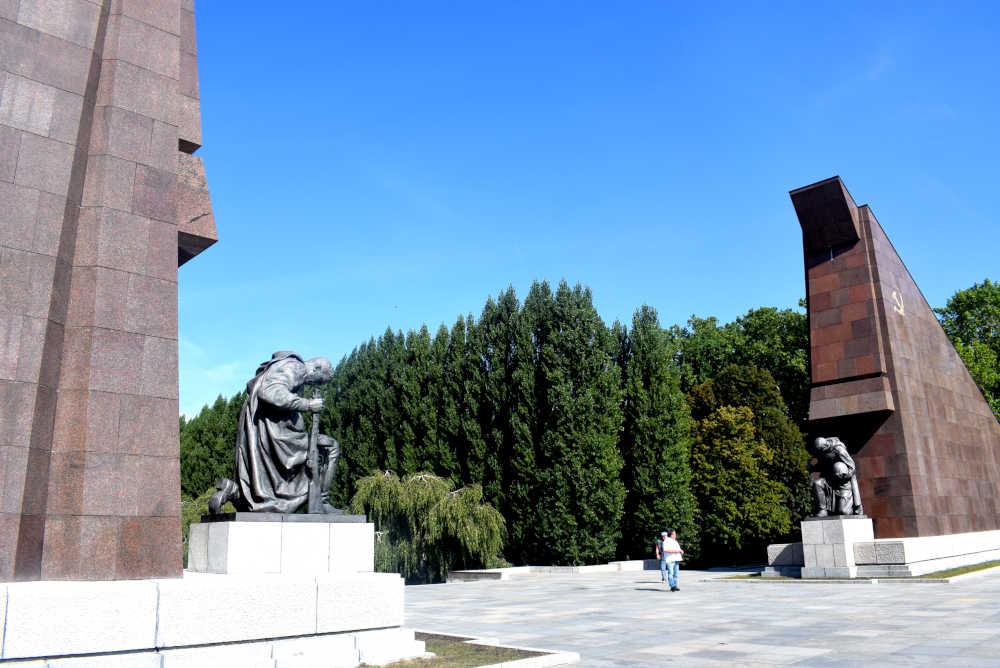 Berlino-Mausoleo-Armata-Sovietica