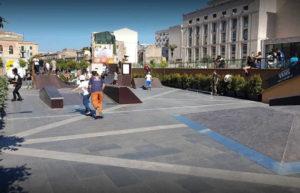 Skatepark Law Park Palermo