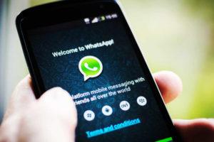 whatsapp chat contatto urp