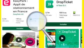 Parcheggi a pagamento: Due app a confronto