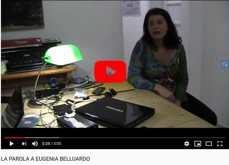 YouTube Eugenia Belluardo