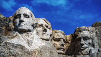 Lincoln - Mount Rushmore - Photo by Stephen Walker on Unsplash